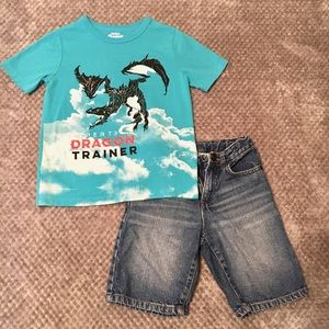 Other - Boys Summer Outfit - Size 6